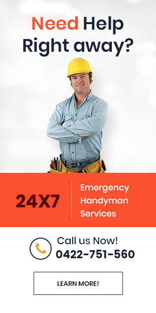 Emergency Handyman Service - Kennedy Plumbing and Gas